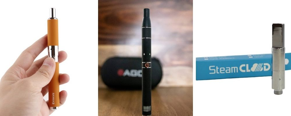 Dry Herb Vaporizers That Produce Smoke