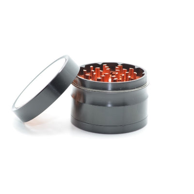 Lightning Bold Herb Grinder is Lightweight and has Comfortable Grip