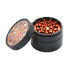 Lightning Bolt Herb Grinder has Razor Sharp Teeth