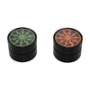 Lightning Bolt 4 Piece Herb Grinder for Sale