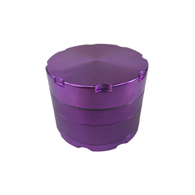 Purple Diamond Cut Razor Teeth Grinder - Vape Vet Store