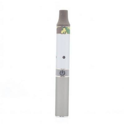 AGO JR Wax Vape Pen with Silver and Green Camo