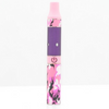 AGO JR Wax Vape Pen with Pink camo and purple