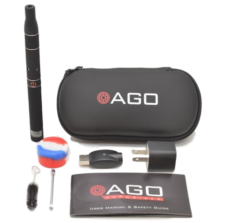 AGO Vaporizer for Dry Herbs and Wax