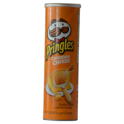 Cheddar Cheese Pringles Stash Container - Vape Vet Store
