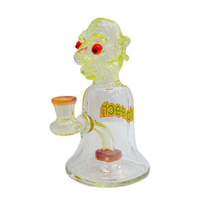 Cheech Glass Alien Dab Rig