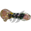 Color Changing Glass Sherlock Pipe with Deep Bowl Design - Vape Vet Store
