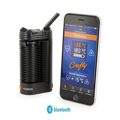 Crafty Vaporizer with Remote Control App - Vape Vet Store