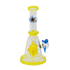 Cheech Flower Percolator Dab Rig Sideview