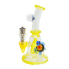 Cheech Flower Percolator Dab Rig with Titanium Nail
