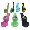 Silicone Pipe Featured Image of Different Colors
