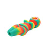 Rasta Naked Lady Silicone Pipe