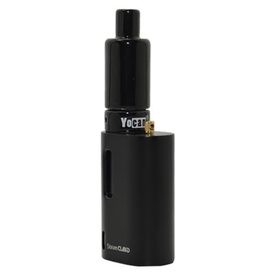 SteamCloud Box Mod with Yocan Cerum Wax Atomizer Attachment