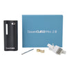 SteamCloud Mini 2.0 comes with Variable Voltage and Pre-Heat Functionality