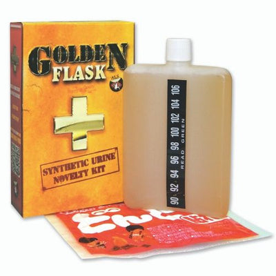Synthetic Urine Golden Flask