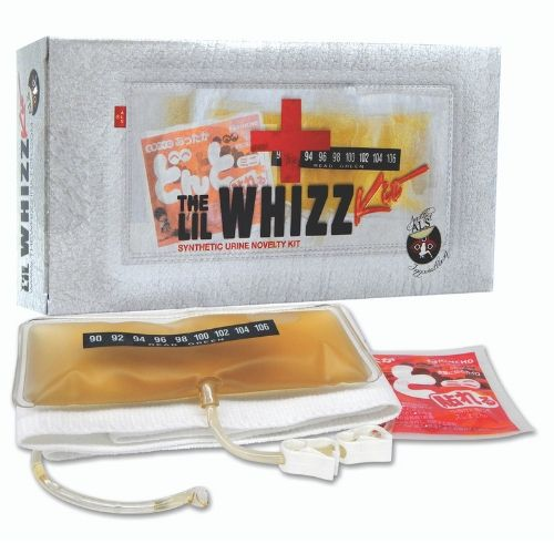 The Lil Whizz Synthetic Urine Novelty Kit