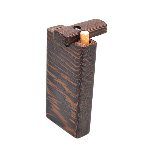 Wenge Wood Dugout Pipe