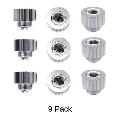 Yocan 94F Dry Herb Coils 9 Pack