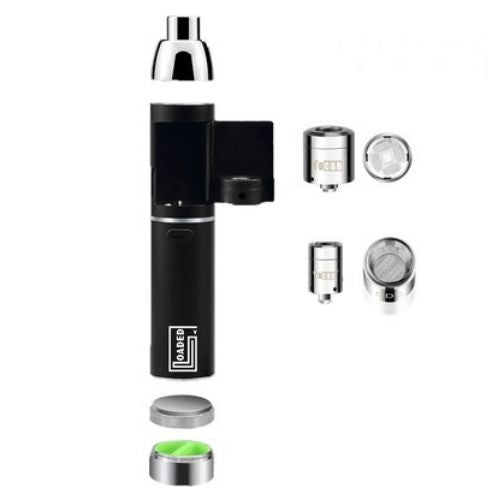 Black Yocan Loaded Dab Pen Vape