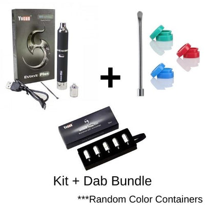 Yocan Evolve Plus Kit With Dab Bundle