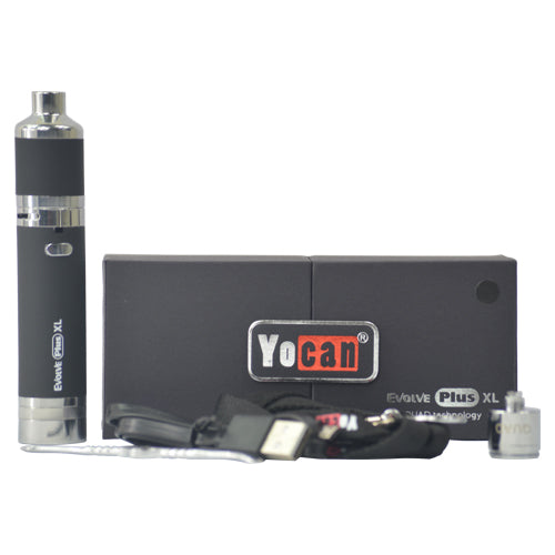 Yocan Evolve Plus XL Vape Pen for Wax Kit