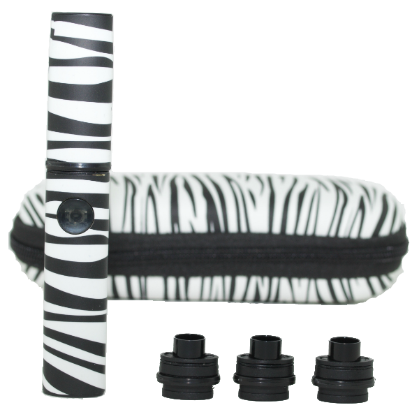 Zebra Vape Pen Travel Kit - Vape Vet Store