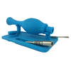 Blue Silicone Nectar Collector for Wax and Shatter - Vape Vet Store