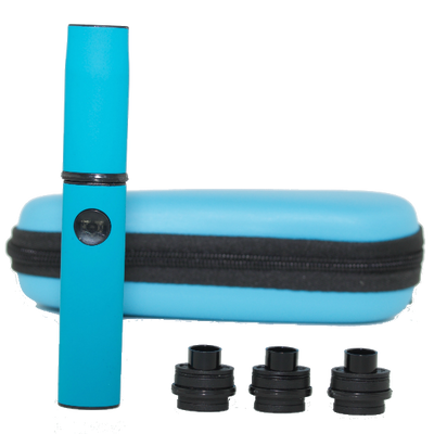 Turquoise Vape Wax Pen Travel Kit - Vape Vet Store