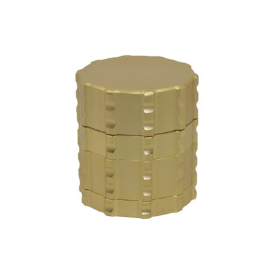 Gold Decagon Herb Grinder for Sale
