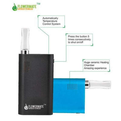 Flowermate Vaporizer V5 0S Specifications
