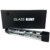 Glass blunt with packaging