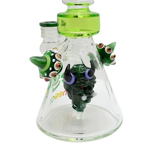 Glass Devil Head Dab Rig