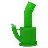 Green Silicone Teapot Bong For Sale