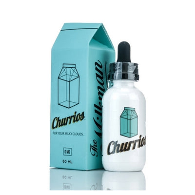Milkman Churrios E-Liquid Flavor 0mg