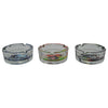 Mini Glass Ashtrays Come with 3 Joint Holders