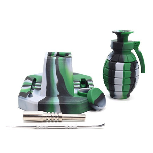 Hand Grenade Nectar Collector Set