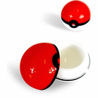 Open Pokeball Dab Container
