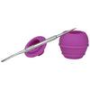 Purple Honey Jar Dab Container with Dab Tool