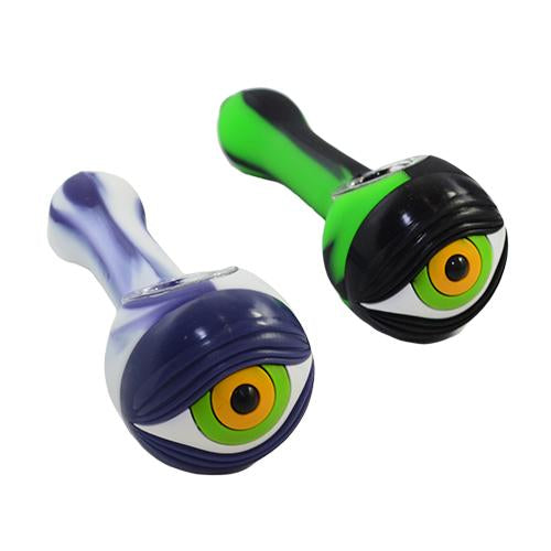Silicone Eye Pipes