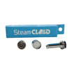 Dry Herb Cartridge Parts with SteamCloud Packaging