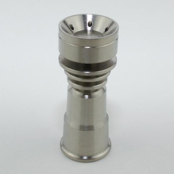 Female Titanium Domeless Nail for 14mm and 19mm Joints - Vape Vet Store