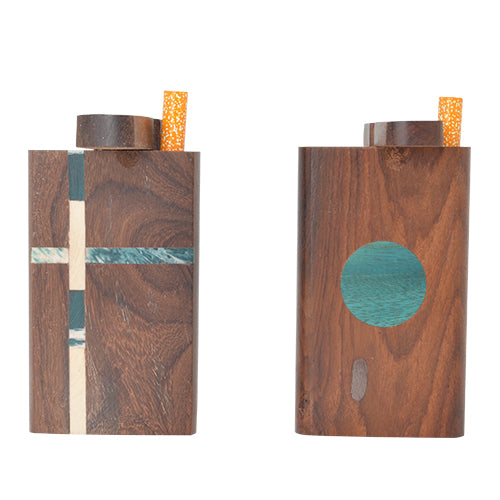 Wooden One HItter Dugout Pipes