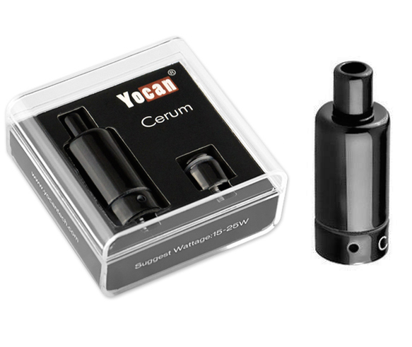 Yocan Cerum Wax Atomizer Kit - Vape Vet Store