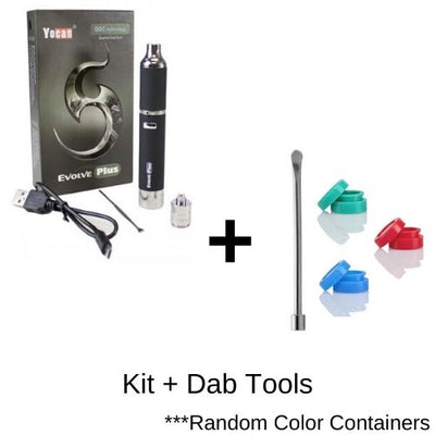 Yocan Evolve Plus Kit with Dab Tools