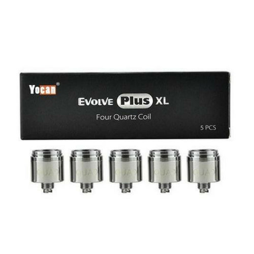 Yocan Evolve Plus XL Quad Vape Coils for Sale