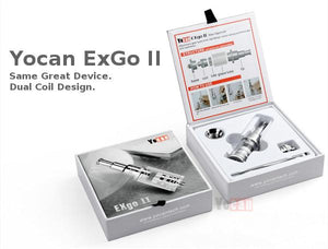 Yocan ExGo 2 Wax Atomizer Kit