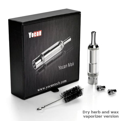 Yocan Mak Dry Herb and Wax Atomizer Vape Kit