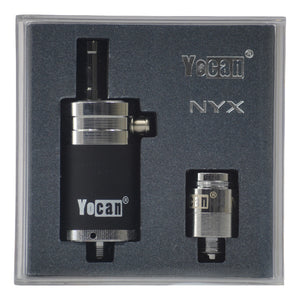 Yocan NYX Wax Atomizer Kit with extra wax coil