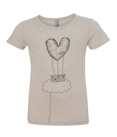Freedom Silk Girls' Youth Tee
