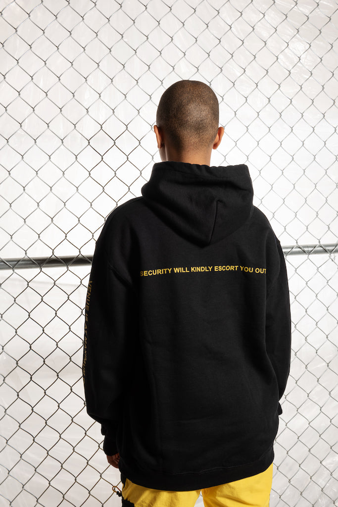 Private Events Hoodie